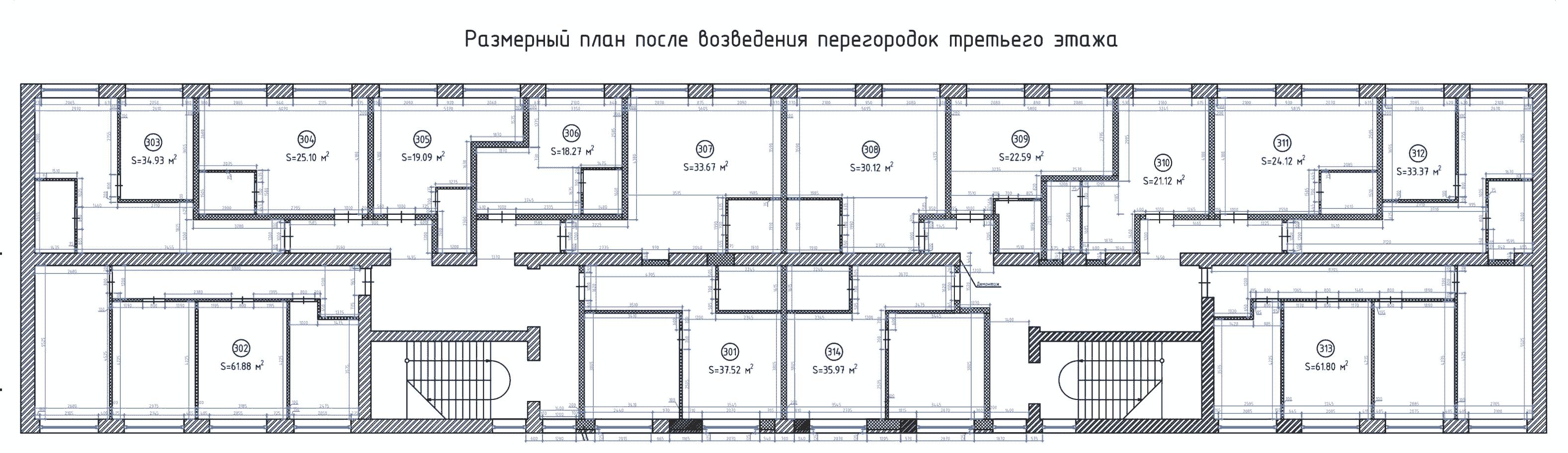 3-й этаж