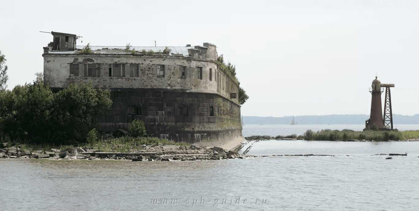 2. Форты Кронштадта